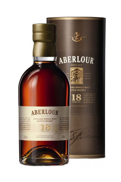 Aberlour 18 Yr. Highland Single Malt Scotch 750mL