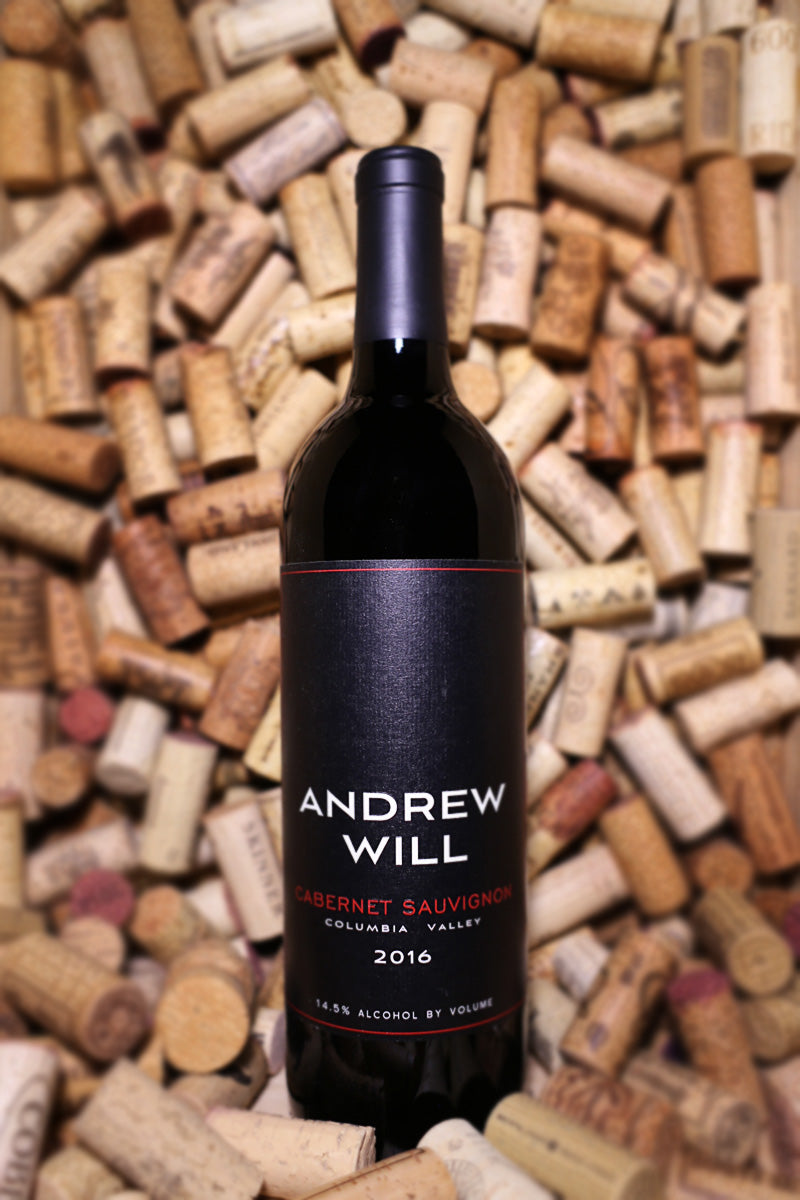 Andrew Will Cabernet Sauvignon, Columbia Valley, WA 2016