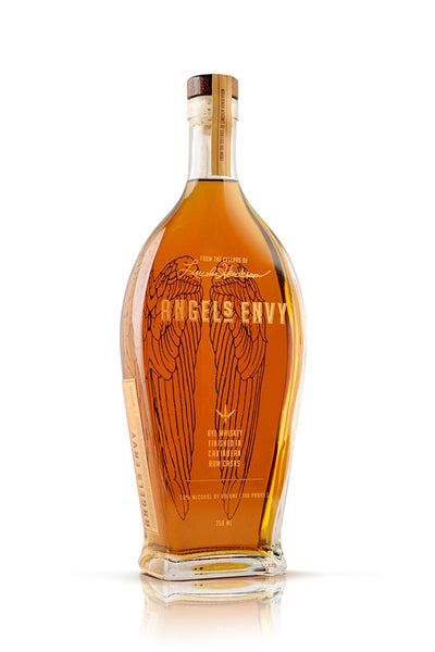 Angels Envy Rye Whiskey, Kentucky 100 Proof 750mL - The Corkery Wine & Spirits