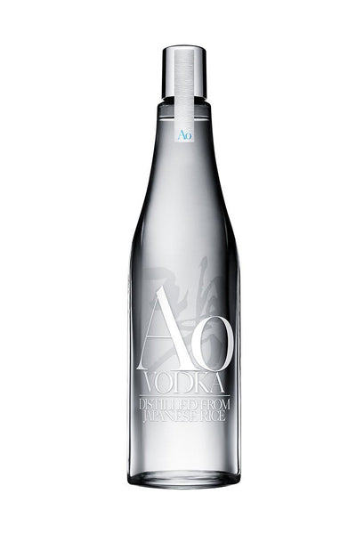 Ao Japanese Rice Vodka        750ml - The Corkery Wine & Spirits