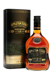 Appleton Estate Rum 12 Year Rare Blend, Jamaica 750 mL - The Corkery Wine & Spirits