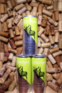 Archer Roose Sauvignon Blanc, Casablanca Valley, Chile 2017 (250mL Can) - The Corkery Wine & Spirits