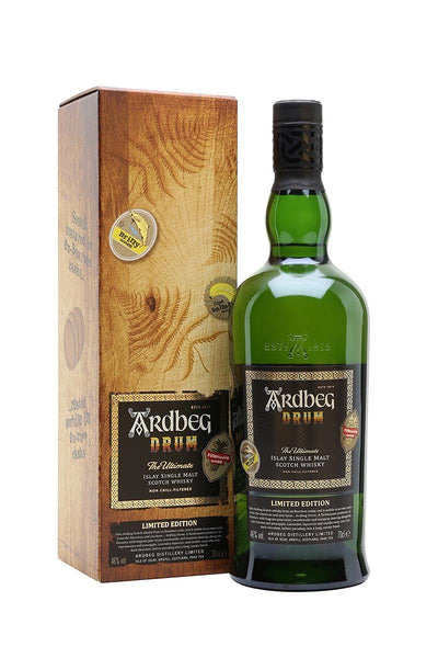 Ardbeg Drum The Ultimate Islay Single Malt 750mL