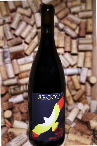 Argot Pinot Noir Hawk Hill Vineyard, Sonoma Coast, CA 2013 - The Corkery Wine & Spirits