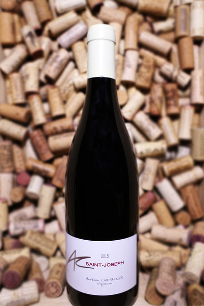 Aurelien Chatagnier Saint Joseph, Rhone Valley, France 2015 - The Corkery Wine & Spirits