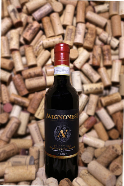 Avignonesi Vino Nobile di Montepulciano DOCG Tuscany Italy 2013 375mL (half bottle) - The Corkery Wine & Spirits