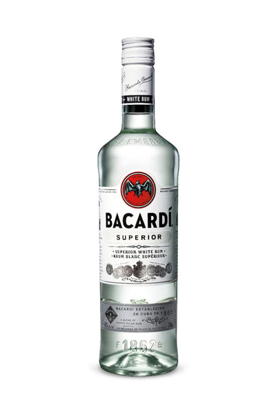 Bacardi Rum Superior White, Puerto Rico 1.75L - The Corkery Wine & Spirits
