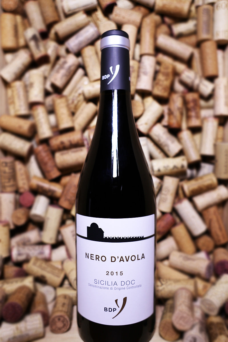 Baglio di Pianetto Nero d'Avola, Sicily, Italy 2015 - The Corkery Wine & Spirits
