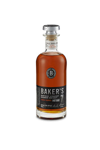 Baker's Kentucky Straight Single Barrel Bourbon 107 Proof