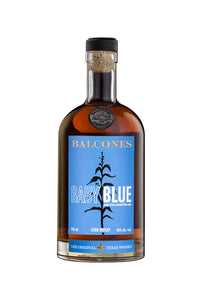 Balcones Baby Blue Corn Whisky, Texas 750mL