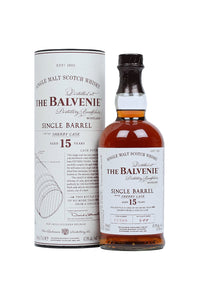 Balvenie 15yr Single Barrel Sherry Cask Scotch (Cask 5767)
