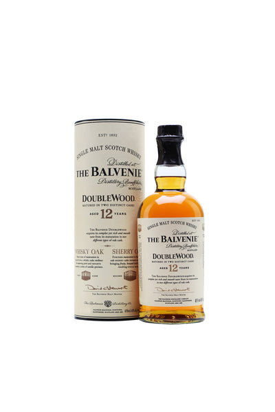 Balvenie Doublewood 12 Year Old Speyside Scotch 200mL