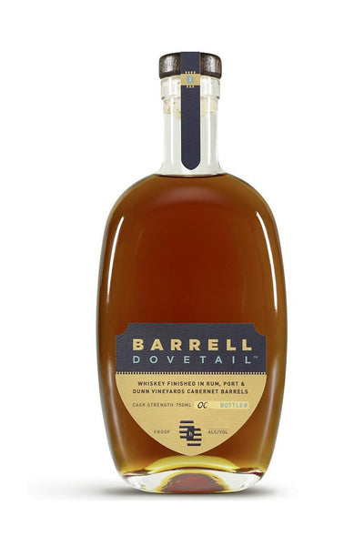 Barrell Craft Spirits, Dovetail Whiskey (124 Proof), Kentucky 750mL