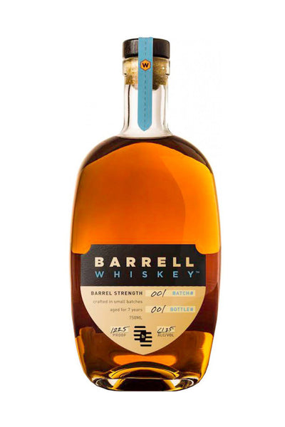 Barrell Craft Spirits, Whiskey #2 123.8 proof Sherry Cask