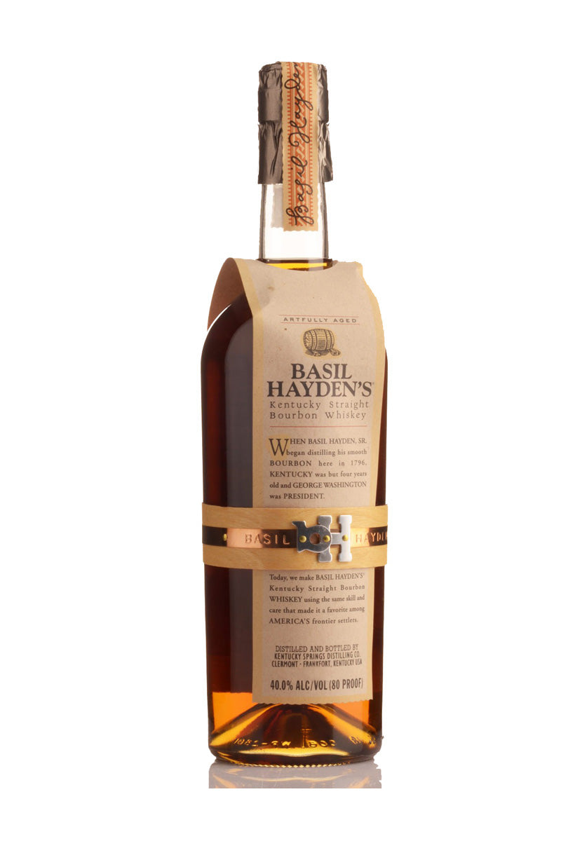 Basil Hayden's Bourbon Whiskey, Kentucky 1 Liter