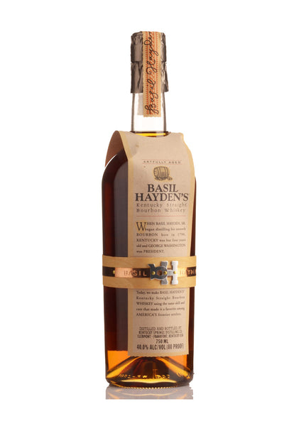 Basil Hayden's Bourbon Whiskey, Kentucky 375mL - The Corkery Wine & Spirits