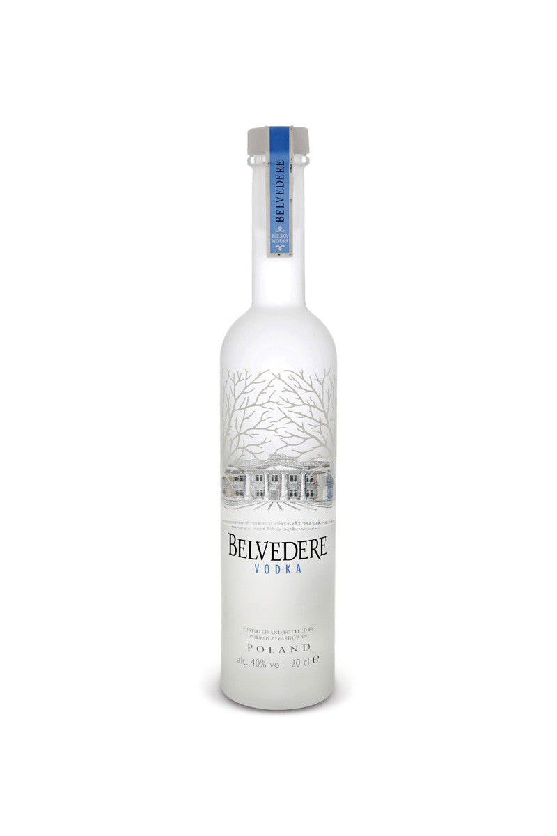 Belvedere Vodka Poland 200ml - The Corkery Wine & Spirits