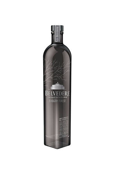 Belvedere Single Estate Rye Vodka Smogory Forest, Poland 750mL