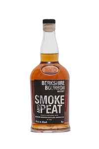 Berkshire Mountain Distillers, Smoke & Peat Bourbon Whiskey, MA 750mL - The Corkery Wine & Spirits