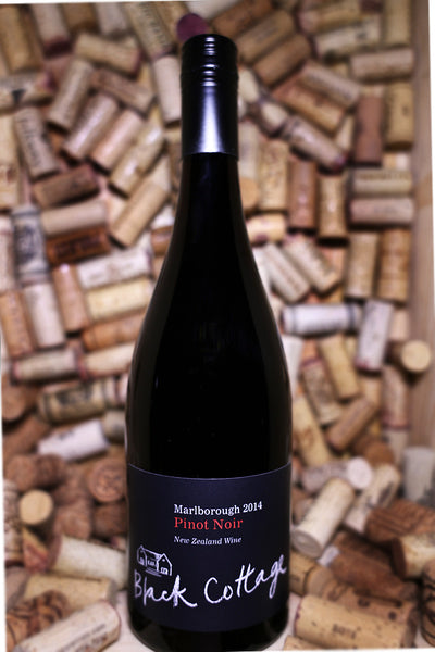 Black Cottage Pinot Noir, Marlborough, New Zealand 2014 - The Corkery Wine & Spirits