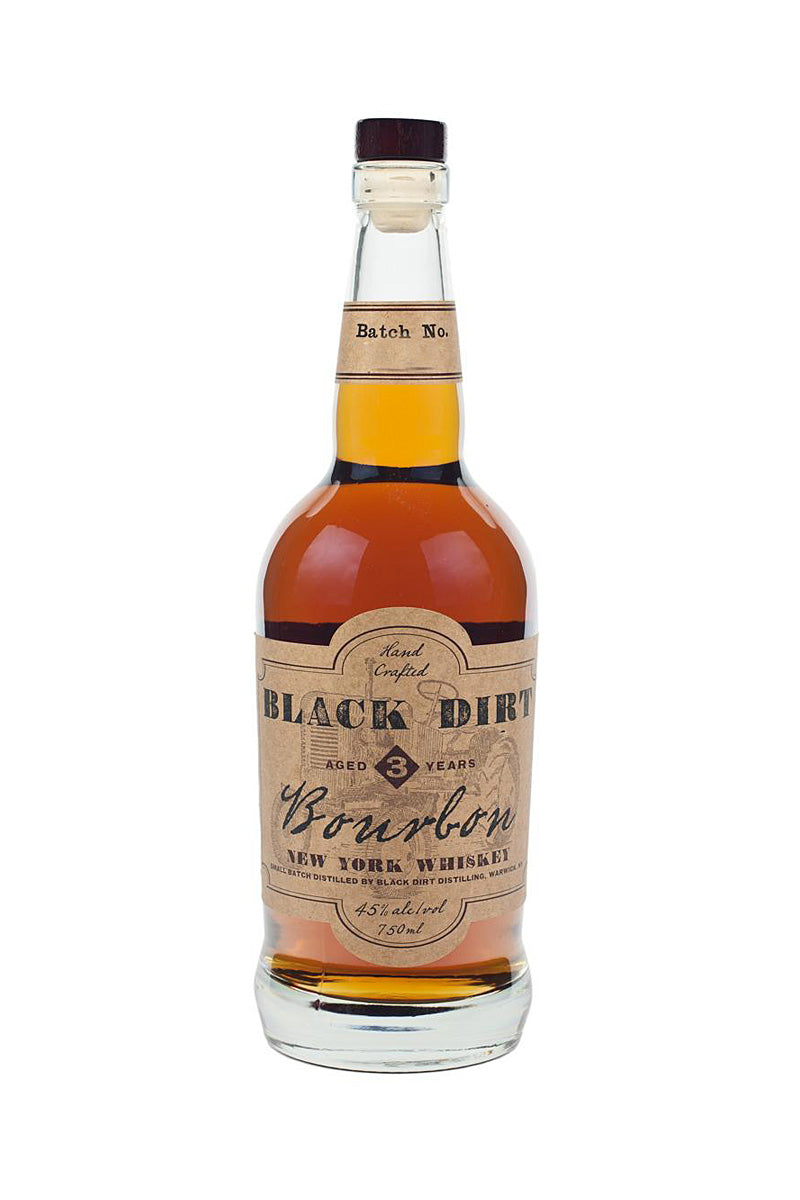 Black Dirt Crown Maple Bourbon, Warwick, NY 750mL - The Corkery Wine & Spirits