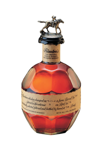 Blanton Bourbon The Original Single Barrel Bourbon, Kentucky 750mL - The Corkery Wine & Spirits