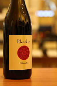 Bleecker California Red - The Corkery Wine & Spirits