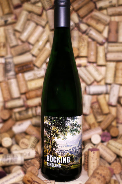 Richard Bocking Riesling Mosel, Germany 2014
