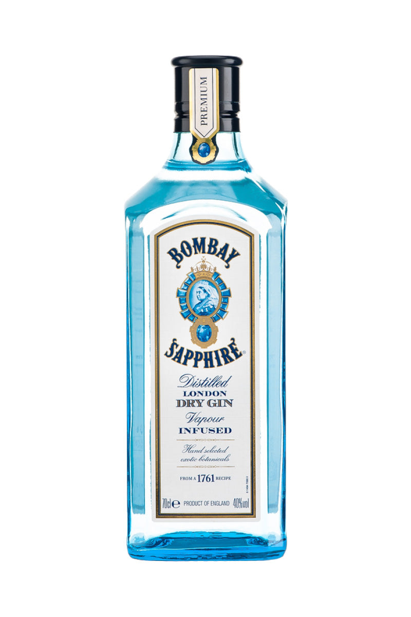 Bombay Sapphire London Dry Gin 1 Liter - The Corkery Wine & Spirits