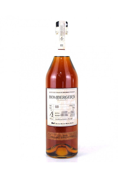 Bomberger's Declaration Straight Bourbon, Kentucky 108 Proof 750mL (2020 release)