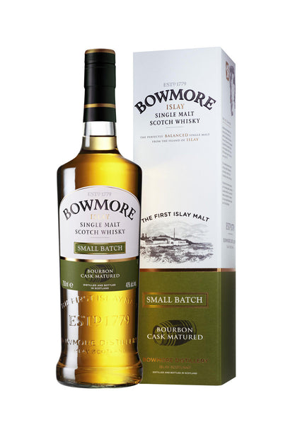 Bowmore Small Batch Single Malt Scotch Whiskey Islay - The Corkery Wine & Spirits