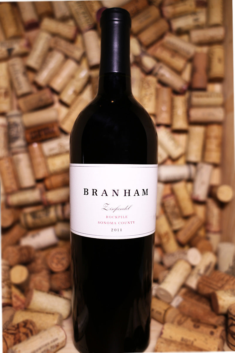 Branham Estate Zinfandel Rockpile Vineyard Sonoma 2011 - The Corkery Wine & Spirits