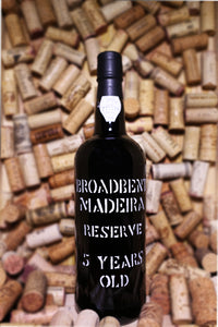 Broadbent Madeira 5 Year Old Reserve, Portugal - The Corkery Wine & Spirits