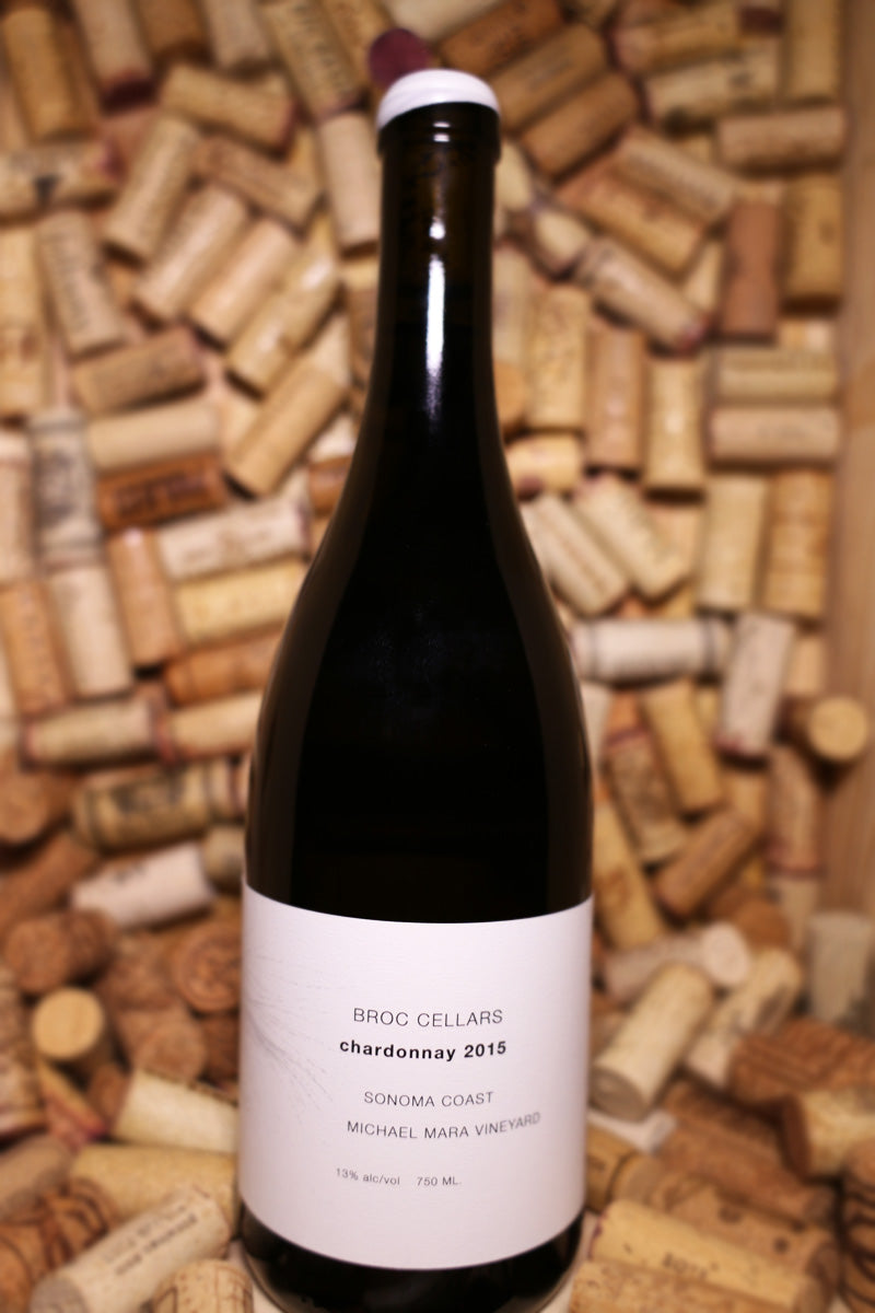 Broc Cellars Chardonnay Michael Mara Vineyard, Sonoma Coast 2015 - The Corkery Wine & Spirits
