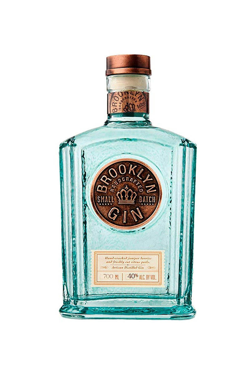 Brooklyn Gin Small Batch, Brooklyn, NY 750mL