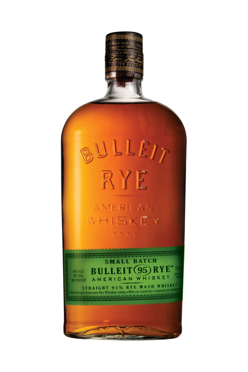 Bulleit 95 Rye Small Batch Frontier Whiskey 1.75L