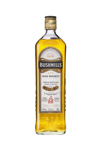 Bushmills Original Irish Whiskey 1 Liter - The Corkery Wine & Spirits