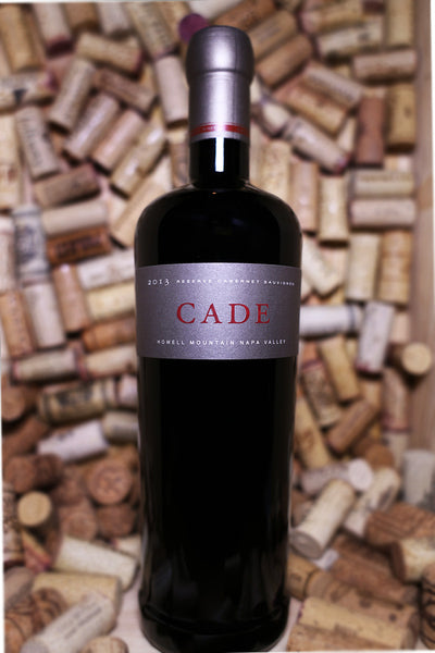 Cade Estate Reserve Cabernet Sauvignon Howell Mountain Napa Valley 2013