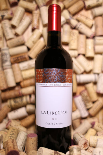 Caliberico Red Blend California 2012
