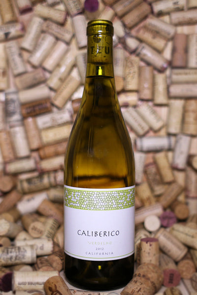 Caliberico Verdelho Suisun Valley, CA 2012 - The Corkery Wine & Spirits