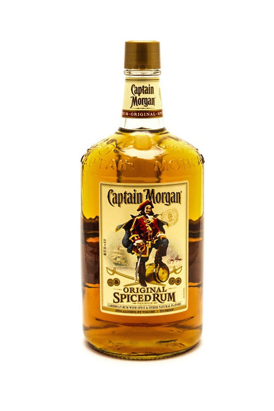 Captain Morgan Original Spiced Rum 1.75L - The Corkery Wine & Spirits