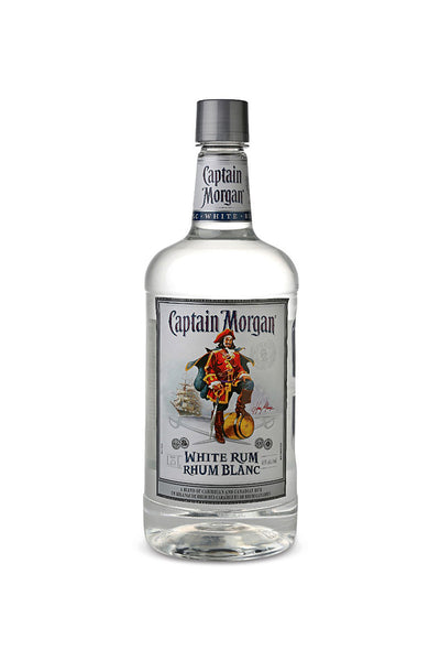 Captain Morgan White Rum, Puerto Rico 1.75L - The Corkery Wine & Spirits