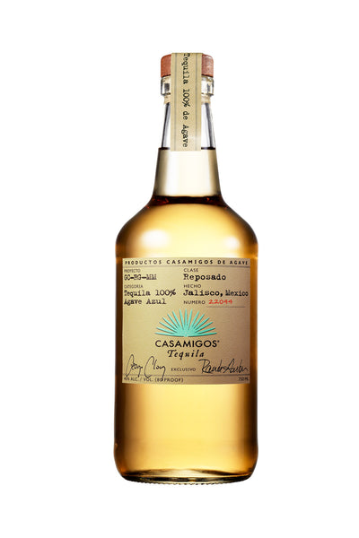 Casamigos Reposado Tequila, Mexico 375mL