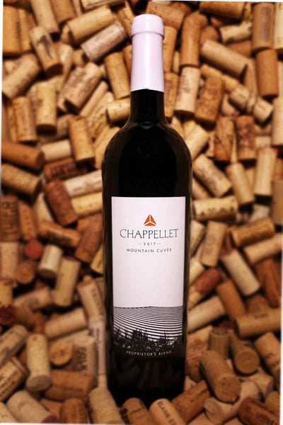 Chappellet Mountain Cuvee California 2017