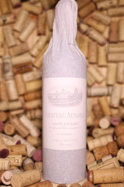 Château Ausone, 1er Grand Cru Classé Saint-Émilion Bordeaux, France 2006 - The Corkery Wine & Spirits