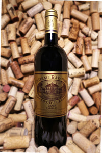 Chateau Batailley Grand Cru Classe Pauillac Bordeaux France 2005 - The Corkery Wine & Spirits