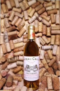 Chateau Caillou Sauternes, Bordeaux, France 2005  375mL - The Corkery Wine & Spirits