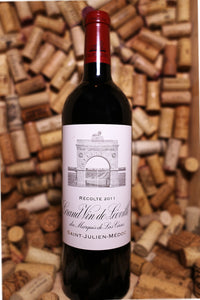 Chateau Leoville Las Cases St. Julien, Bordeaux, France 2011 - The Corkery Wine & Spirits