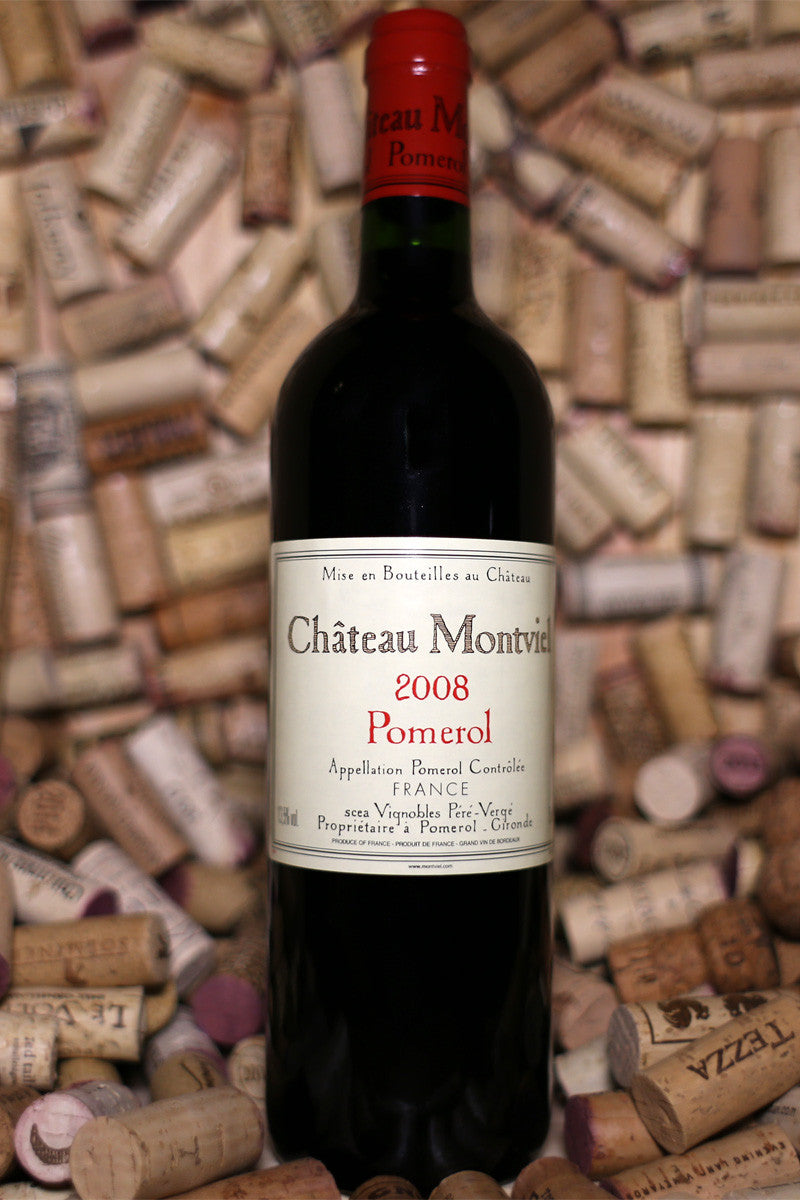 Château Montviel Pomerol Bordeaux France 2008 - The Corkery Wine & Spirits