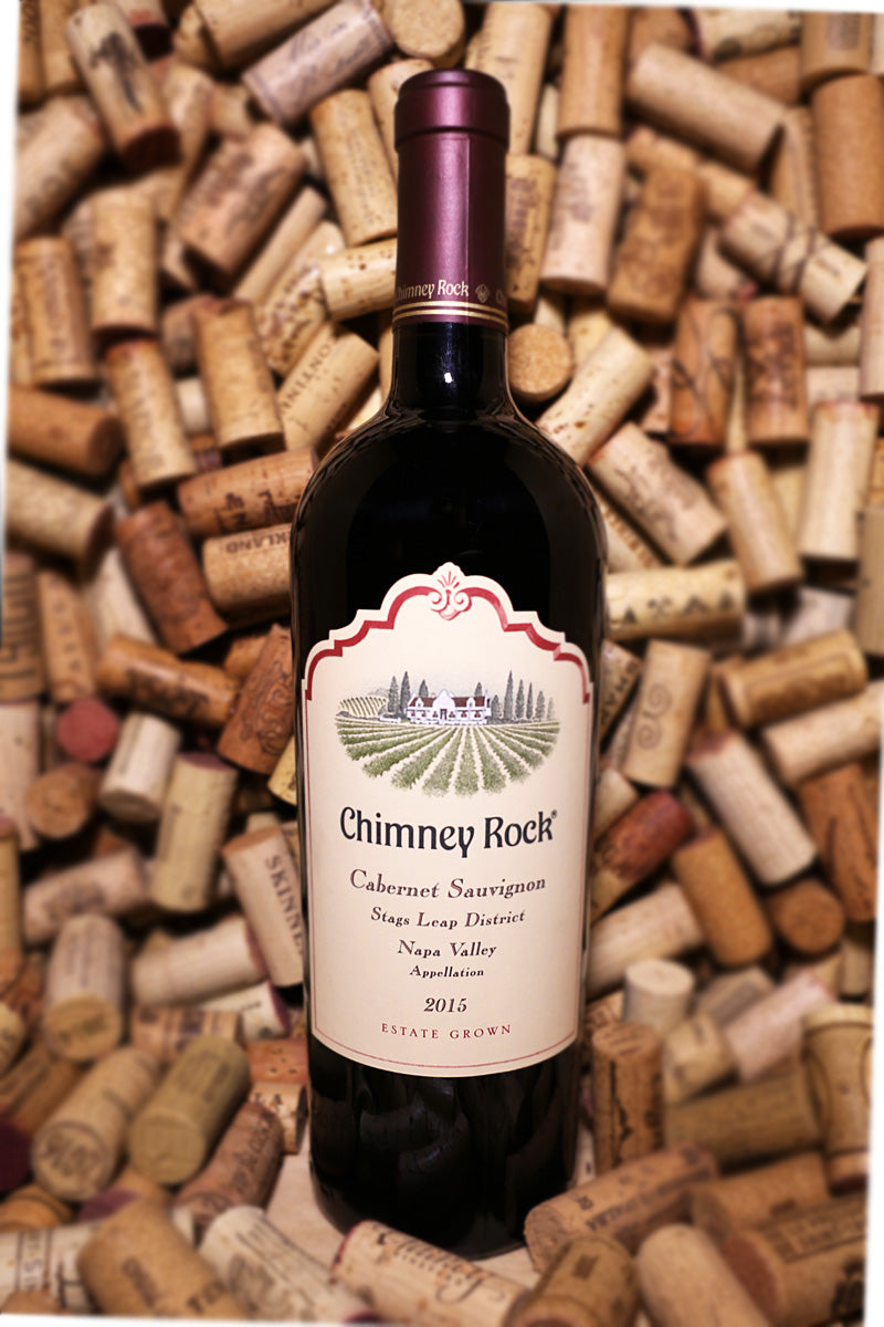 Chimney Rock Cabernet Sauvignon Stags Leap 2015